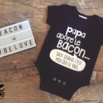 PAPA BACON, BEDAINE LOVE - BE LOVE